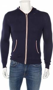 Granatowy sweter Devred 1902