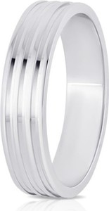 W.KRUK Obrączka srebrna Salorno STM/OS545