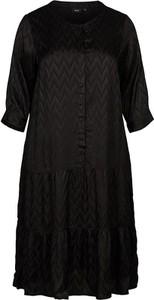 Sukienka Zizzi w stylu casual mini oversize