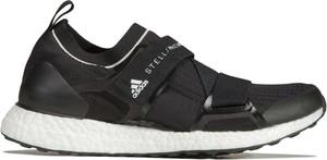Czarne buty sportowe Adidas ultraboost