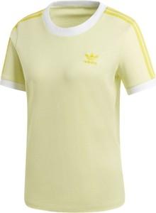 Żółty t-shirt producent niezdefiniowany