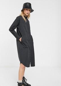 Sukienka Monki oversize z dekoltem w kształcie litery v midi