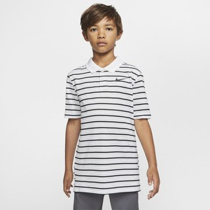 Koszulka dziecięca Nike dla chłopców w paseczki