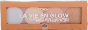 L'Oreal Paris L´oréal Paris Wake Up & Glow La Vie En Glow Rozświetlacz 5G 002 Cool Glow
