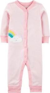 Carter's Pajac-piżama Tęcza