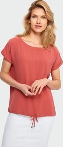 Czerwona bluzka Greenpoint