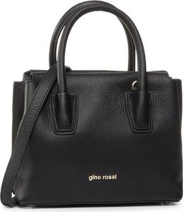 Czarna torebka Gino Rossi do ręki