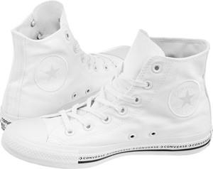Trampki converse ct all star hi 159586c white/black (co329-a)