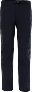 Czarne spodnie sportowe The North Face