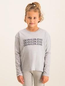 Bluzka dziecięca Calvin Klein