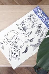 Złote Tatuaże Zmywalne Stylowo I Modnie Z Allani