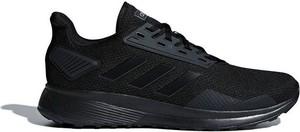 Czarne buty sportowe Adidas duramo sznurowane