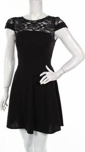Czarna sukienka Bagatelle