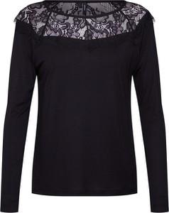 Bluzka Vero Moda z dżerseju z okrągłym dekoltem