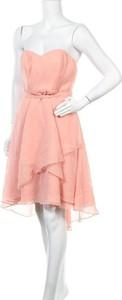 Różowa sukienka Eden mini