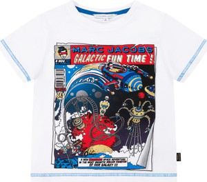 Koszulka dziecięca Little Marc Jacobs