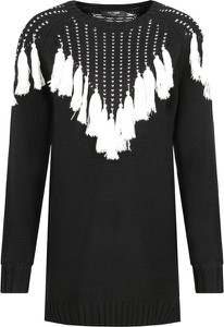 Czarny sweter Mytwin Twinset