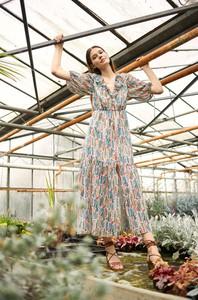 Sukienka ORSAY maxi z bawełny