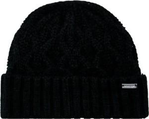 Czarna czapka Michael Kors