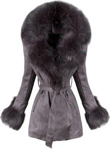 Płaszcz Elegrina z bawełny