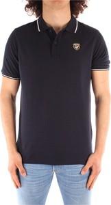 Koszulka polo Blauer Usa z bawełny