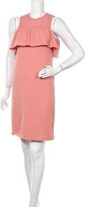 Sukienka Teddy Smith bez rękawów