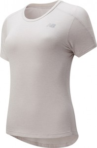 Bluzka New Balance z krótkim rękawem