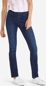 Niebieskie jeansy Wrangler w stylu casual