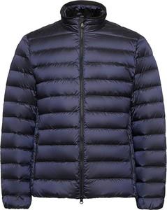 Niebieska kurtka Geox w stylu casual