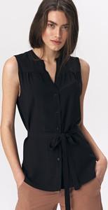 Czarna bluzka Merg