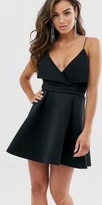 Sukienka Asos Design na ramiączkach mini