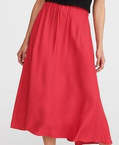 Czerwona spódnica Reserved midi