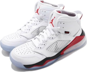 Buty sportowe Jordan ze skóry