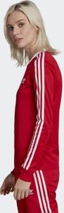 Bluzka Adidas z tkaniny