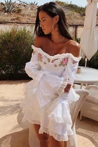 Sukienka Ivet.pl mini w stylu casual