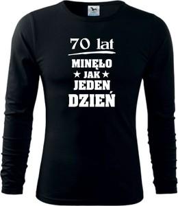 Koszulka z długim rękawem TopKoszulki.pl z długim rękawem z bawełny
