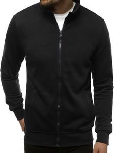 Czarna bluza J.STYLE z bawełny
