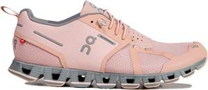 Różowe buty sportowe On Running