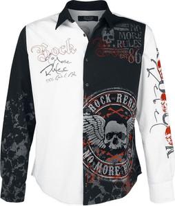 Koszula Rock Rebel by EMP z długim rękawem