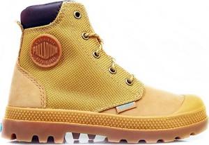 Buty dziecięce zimowe Palladium ze skóry