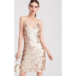 a3d8e400f6 Sukienki z cekinami