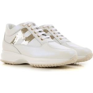 3769a3053129c9 Buty sportowe sznurowane Hogan, kolekcja wiosna 2019
