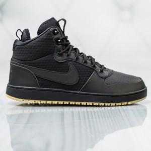 on sale 50b9f f4009 Czarne buty zimowe Nike