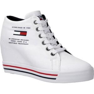 499bef93b6fd7 Białe sneakersy, kolekcja wiosna 2019