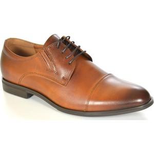 bf39547fd403a Brązowe buty męskie Conhpol, kolekcja zima 2018