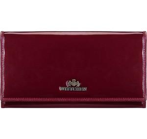 e97983de95e7b Czerwony portfel ochnik