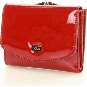 969f35f09d720 Czerwony portfel Mb Classic Bag