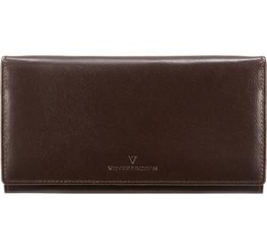 e33c39b0669c6 Mohito - Czarny portfel ze złotą lamówką - Czarny