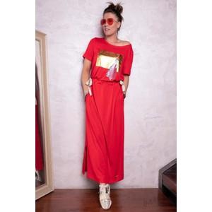 037b999bdc Czerwone sukienki
