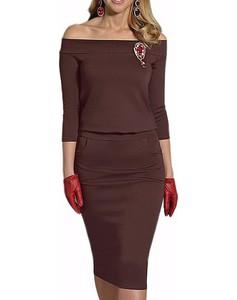 6c1e24047b Sukienki wieczorowe ołówkowe z Modito